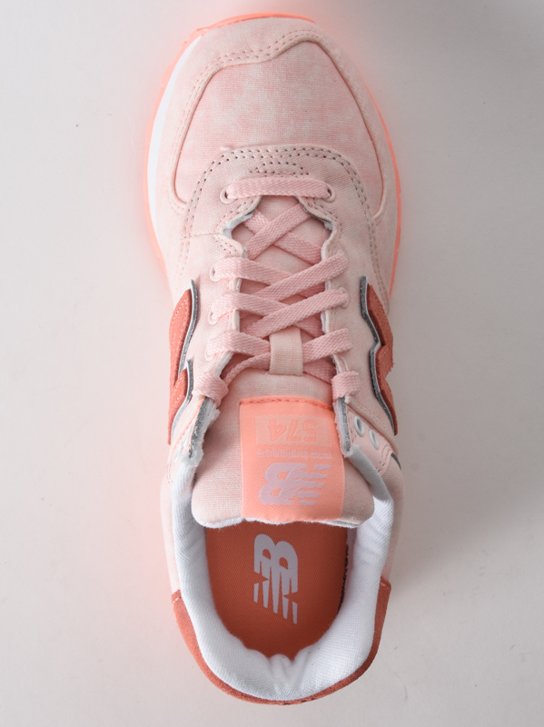 best sneakers 58ea0 b46fb New Balance WL574SWA ladies shoes / Swis-Shop.com
