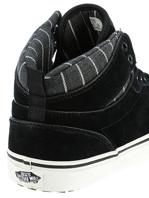 8740ba145a Vans ATWOOD HI (MTE) black marshmallow winter men s boots   Swis-Shop.com