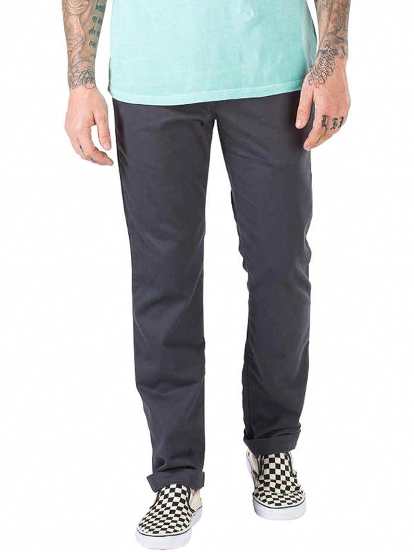 Vans AUTHENTIC CHINO ASPHALT men s canvas trousers   Swis-Shop.com f6c5b3e1b9