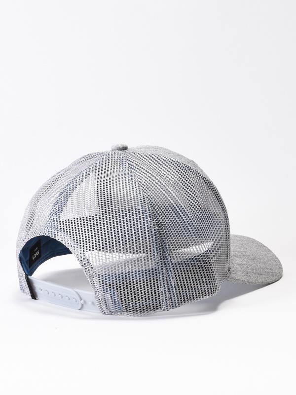 designer fashion e5236 bdd9c RVCA RENO HEATHER GREY mens baseball   Swis-Shop.com