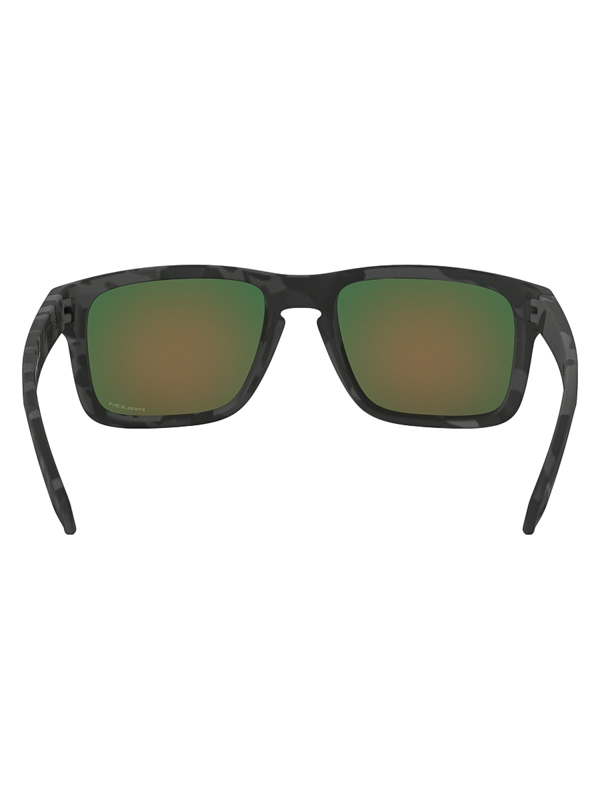 a0a86b0dcb Oakley Holbrook Black Camo   PRIZM Ruby men s round sunglasses   Swis-Shop .com