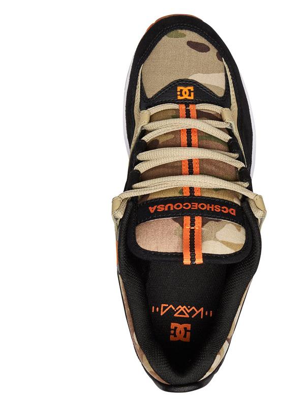 Dc KALIS LITE SE CAMO men's shoes