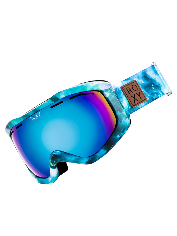 605686ee818 Roxy SUNSET ART BACHELOR BUTTON COLD MEDUSA women s snowboard goggles    Swis-Shop.com
