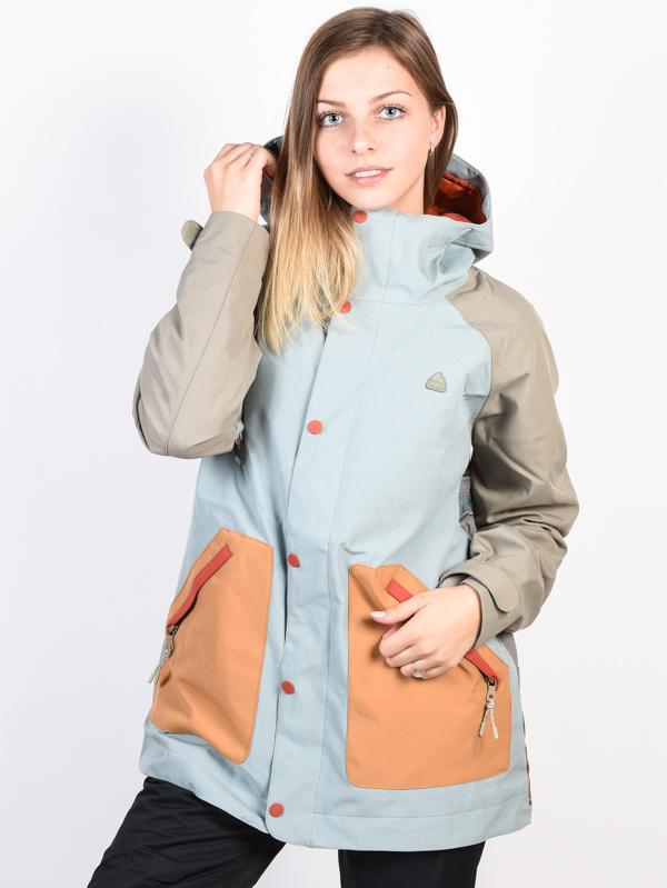 4d9d42f5d Burton EASTFALL ABYSS HAWK CAMEL winter women s jacket   Swis-Shop.com