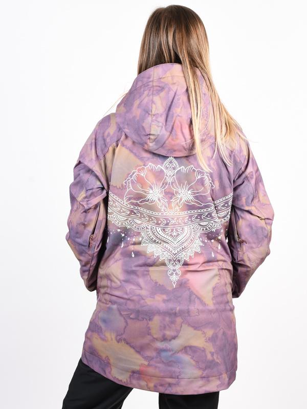 75e1e833b Burton EASTFALL QUARTZ CAMO winter women s jacket   Swis-Shop.com