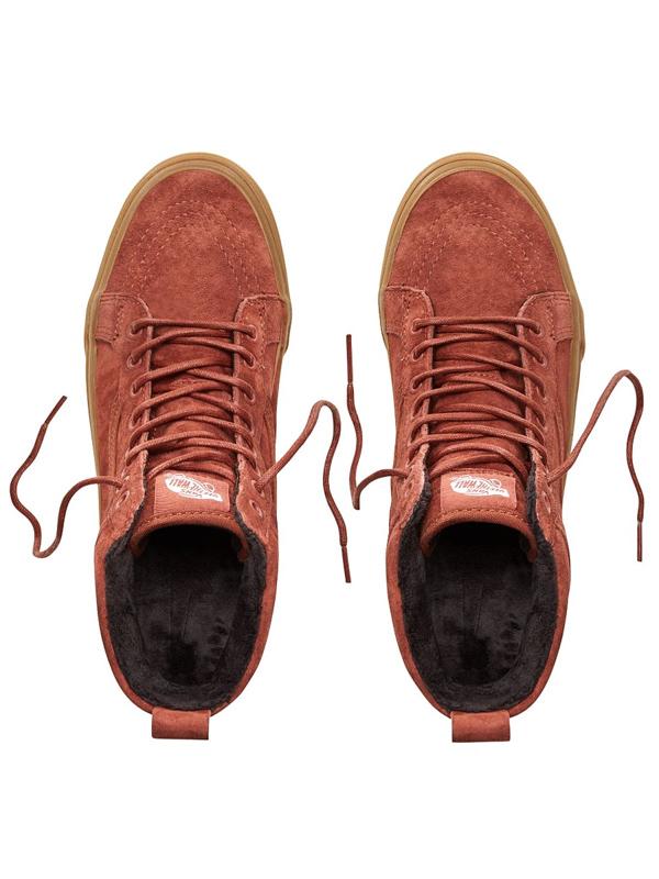 5ab564269faa3b Vans SK8-HI MTE (MTE) sequoia gum winter men s boots   Swis-Shop.com