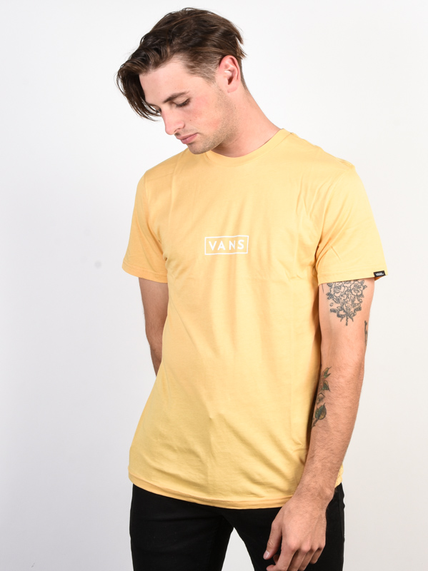 fd08d279fe2 Vans EASY BOX NEW WHEAT men s short sleeve t-shirt   Swis-Shop.com