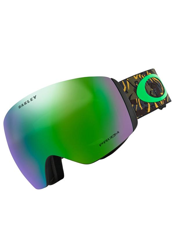 b9d967049255 Oakley Flight Deck Camo Vine Jungle w Prizm Jade women s snowboard goggles    Swis-Shop.com