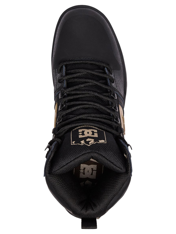 dc pure high top wr