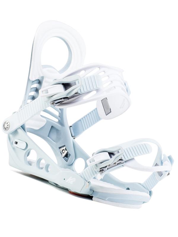 Details about  /K2 Meridian Womens Snowboard Binding 2020Fade